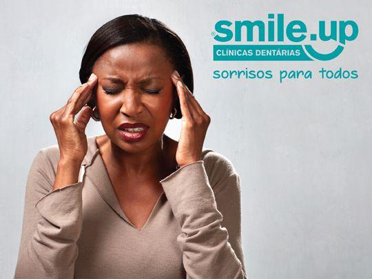 Falta de dentes pode provocar dores de cabeça