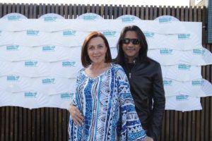 Maria João Abreu apresentada como embaixadora da Smile.up