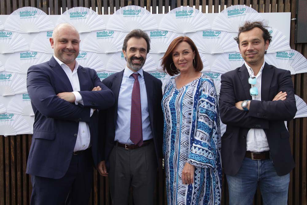 Maria João Abreu é a nova embaixadora da Smile.up
