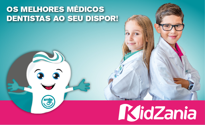 smile up kidzania