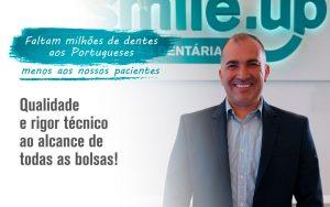 Implantes dentários ao alcance de todas as bolsas