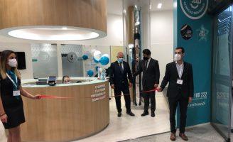 Smile.up abre clínica no El Corte Inglés e reforça presença em Lisboa