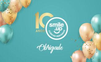 Smile.up, há 10 anos a sorrir com os portugueses