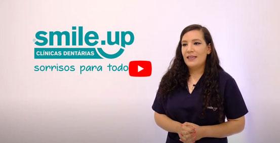 Smile.up - Endodontia (desvitalização de dentes)