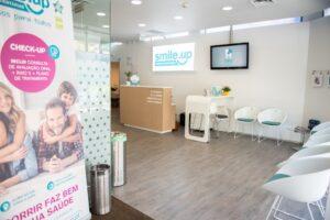 Smile.up - Clínica dentária em Matosinhos