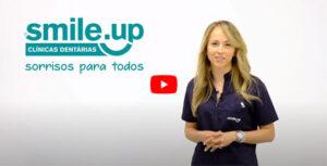 Implantes dentários na Smile.up - Dra. Joana Gaspar