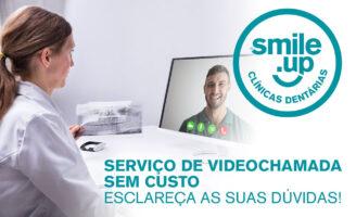 Smile.up - Teleconsulta por videochamada