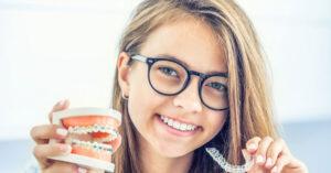 Aparelho dentário em crianças – Qual a idade ideal?
