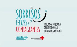 Programa Sorrisos Felizes & Contagiantes muda sorrisos para melhorar empregabilidade