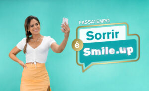 """Passatempo """"Sorrir é Smile.up"""" - o seu melhor sorriso dá prémios"""