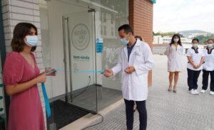 Amarante recebe 62º clínica dentária Smile.up